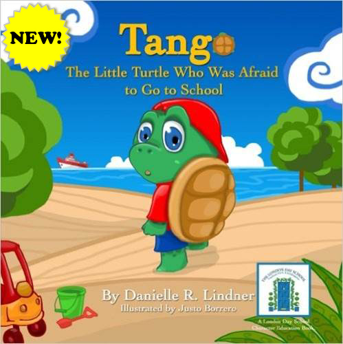 Separating from a parent can be very difficult for a little one and parent. Tango explores the issue of separation anxiety through wonderful illustration and rhyme. The perfect book for a little one starting school.