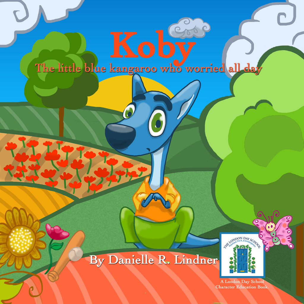 Children often worry throughout the day. Koby addresses the worry and helps parents explain to their children how to keep the worries at bay and find joy in every day.